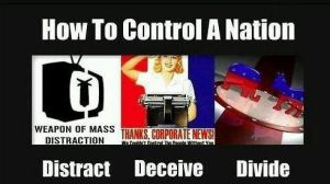 Control a distraction