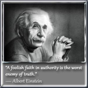 AEinstein-Authority