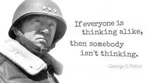 Thinking GPatton