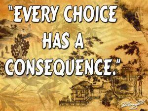 Choice Consciquence